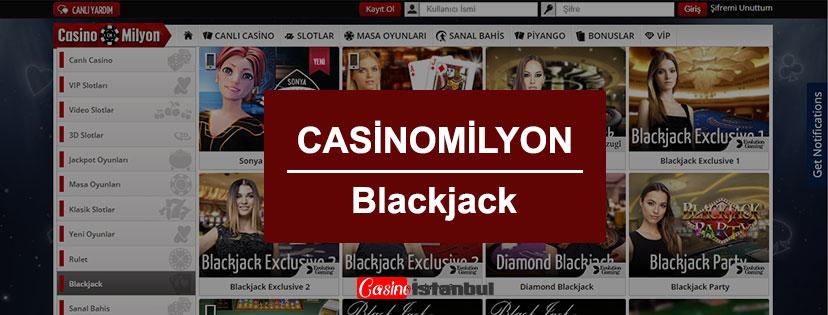 Casino Milyon Blackjack